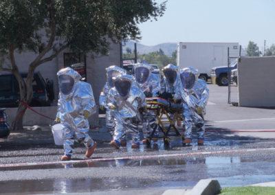 Chlorine Spill