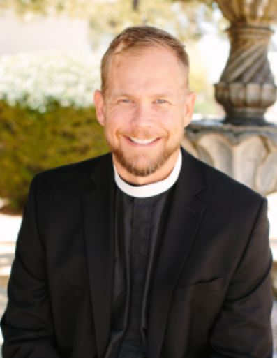 Father Daniel Richards